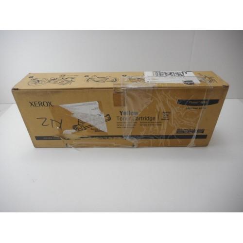 Xerox Phaser 6360 106R01224 Yellow High Capacity Toner Cartridge New in Box