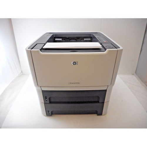 HP LaserJet P2015 Workgroup Monochrome Laser Printer